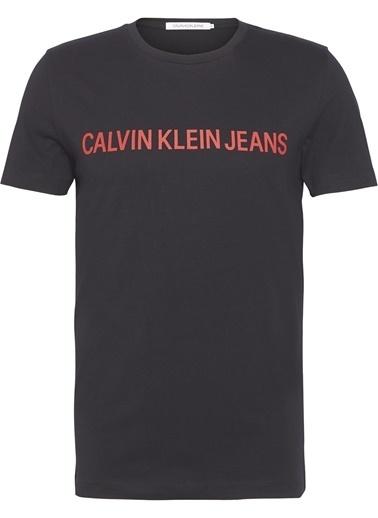 Calvin Klein Calvin Klein T-Shirt Siyah